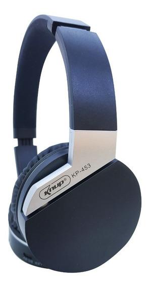 Fone De Ouvido Headphone Bluetooth Sem Fio Micro Sd Fm P2