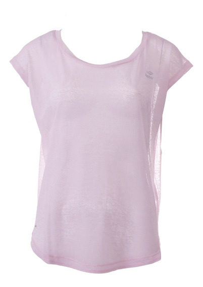 Remera Topper C Training Trng Light Mujer Rs