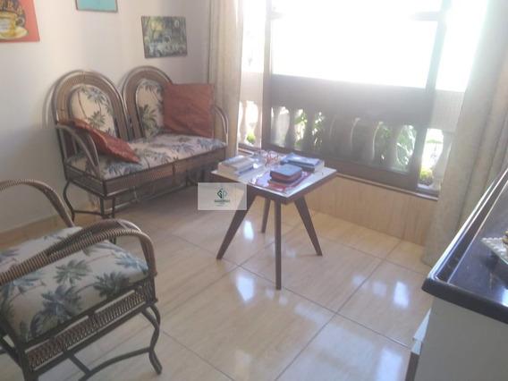 Apartamento Para Alugar No Bairro Enseada Em Guarujá - Sp. - En856-2