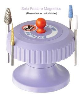 Fresero Magnetico Porta Fresas Podologia Drillco Podologos