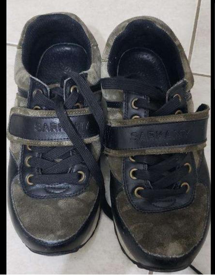 Zapatillas Sarkany Camufladas