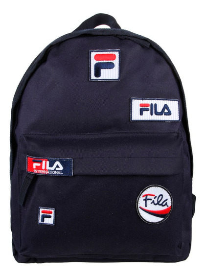 Mochila Fila Mini Patches Ls640117140 Ls640117140