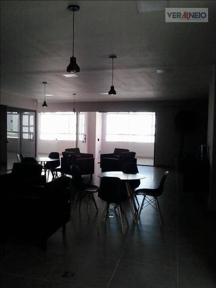 Sala Para Alugar, 12 M² Por R$ 950/mês - Boqueirão - Praia Grande/sp - Sa0015