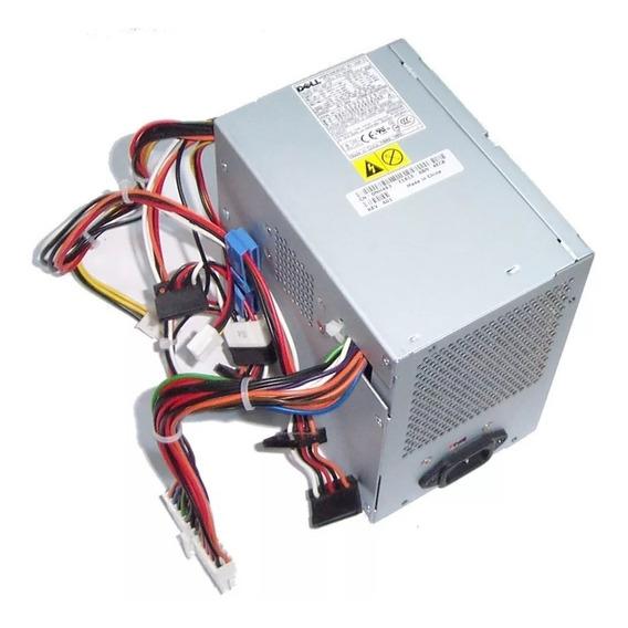 Fonte Dell Power T105 305w Pn Nh493 Model L305p-01 Usada