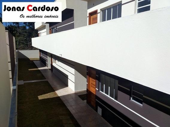 Casas Novas Em Pequeno Condomínio ! - Ca00236 - 33601430