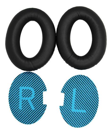 Orelha Pads Almofadas Substituição Para Bose Qc2 Qc15 Qc25