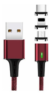 Cable De Carga De Datos Magnéticos, Cable Usb I Product + Mi