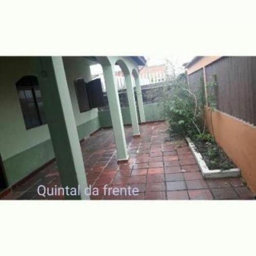 Casa No Corumbá Com Edícula - Itanhaém 3645 | Npc