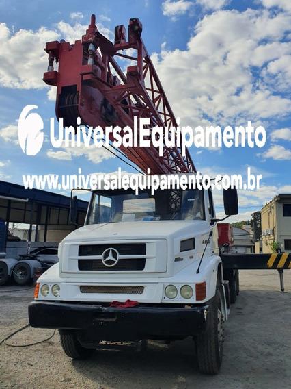 Caminhão Mercedes Benz 2638 Com Guindaste Madal 25.000