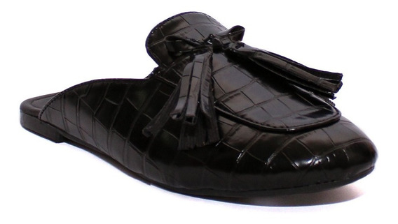 Mules Zapatos Abierto Del Talón Para Dama 917