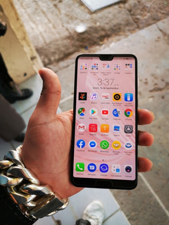 Huawei P20 Pro. Solo Mercado Pago
