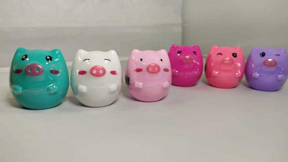 Balsamo Labial Little Pig Magic Pink 21 X 24 U.