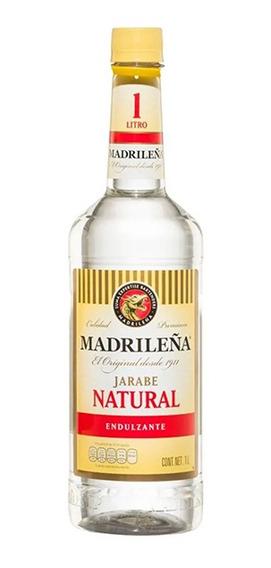 Jarabe Natrual Madrileña Lt