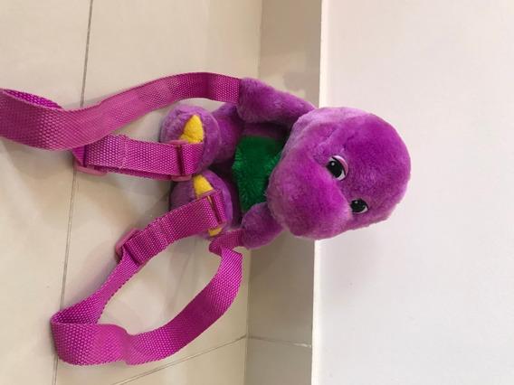Muñeco Mochila Barney