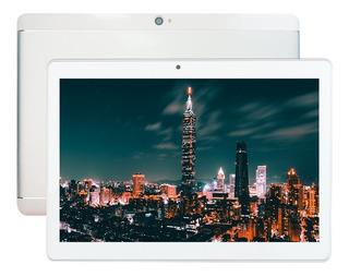 Tablet 10 Pulgadas Chip Celular 2gb Ram 32 Gb Cuotas Sin Int