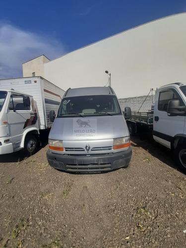 Imagem 1 de 15 de Renault Master Bus16 Dti - 06/07