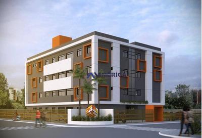 Apartamento Com 2 E 3 Dormitórios À Venda,49 Á 57 M² A Partir R$ 169.900 - Jardim Cidade Universitária - João Pessoa/pb - Ap0264