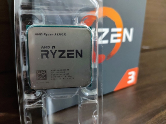 Processador Amd Ryzen 3 1300x - Seminovo