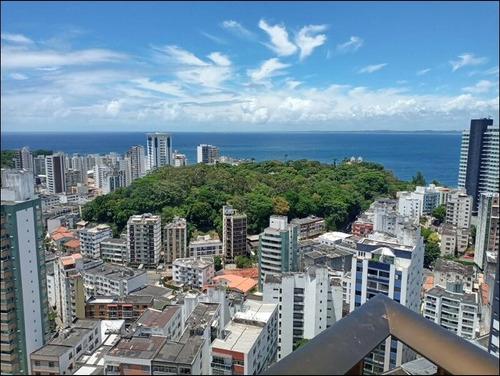 Venda - Aptº Cobertura Duplex Na Graça - Salvador - Bahia