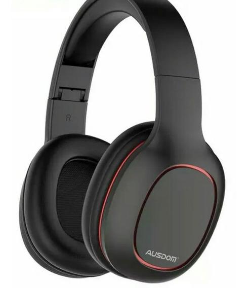 Fone Ouvido Over-ear Ausdom M09 Bluetooth Mic Sd Jp259
