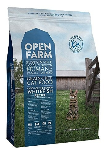 Open Farm Catchoftheseason Receta De Pescado Blanco Cat Food