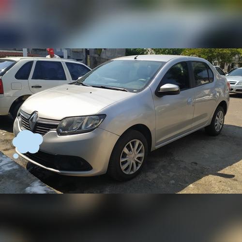Renault Logan 2016 1.0 16v Authentique Hi-flex 4p