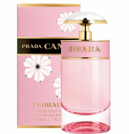 Perfume Candy Prada Florale Edt 80 Ml. Pronta Entrega.