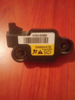 Sensor De Impacto Airbag Silverado 2008 2015