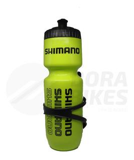 Caramañola Shimano Ciclismo Bicicleta C/ Porta 750cc Oferta