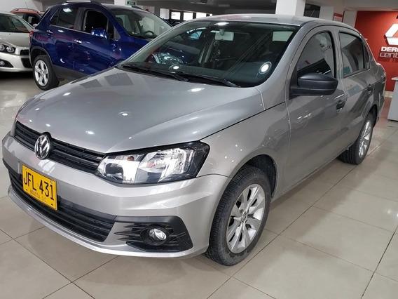 Volkswagen Voyage Motor 1.6 2017 Plata 4 Puertas