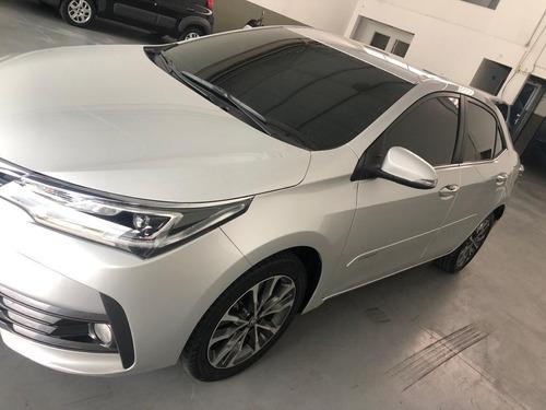 Imagem 1 de 8 de Toyota Corolla 2018 2.0 16v Altis Flex Multi-drive S 4p