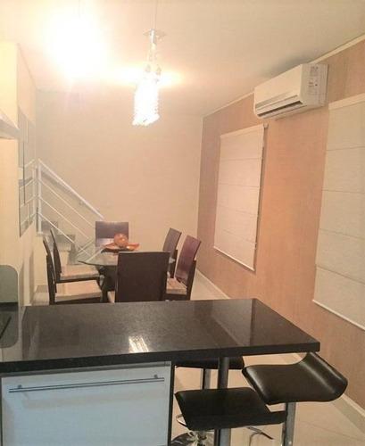 Imagem 1 de 23 de Sobrado Em Condomínio Na Vila Matilde Com 3 Dorms Sendo 1 Suíte, 3 Vagas, 150m² - So0277