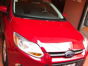 Ford Focus Se At Fác De Agencia Impecable