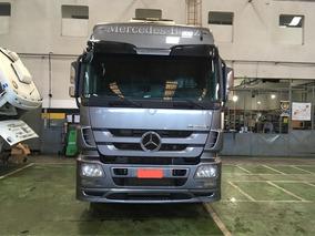 M.benz-actros 2546-ls 12/12 6x2 Gustavo-caminhões Cegonha!!!