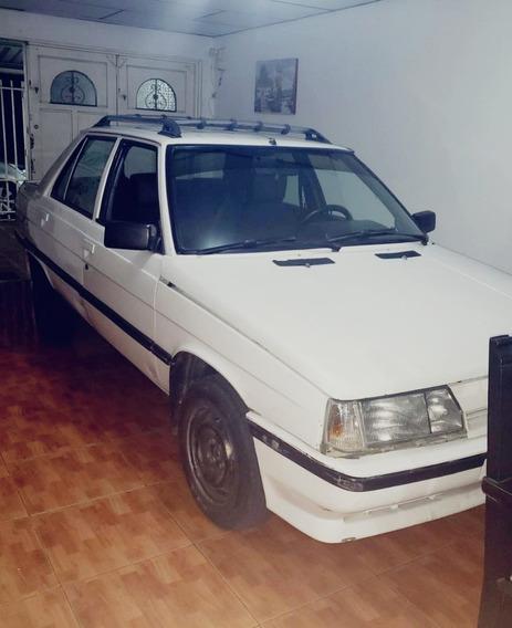 Renault 9, Blanco