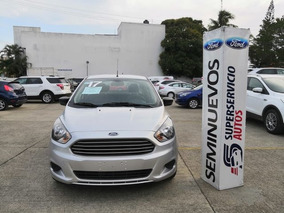 Ford Figo Energy 4 Pts Mt 2016 Seminuevos