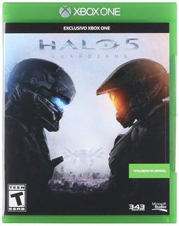 Halo 5 Seminuevo De Xbox One (en D3 Gamers)