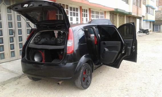 Ford Fiesta Superchanguer
