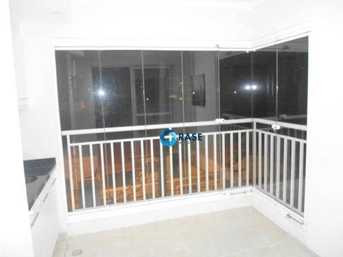 Apartamento Com 2 Dormitórios À Venda, 67 M² Por R$ 550.000,00 - Centro - São Caetano Do Sul/sp - Ap12356