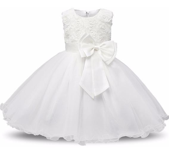 Vestido Niña (fiesta/paje/cumpleanos) 1 A 10 Años