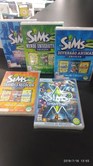 The Sims 2 Expansão Mídia Física