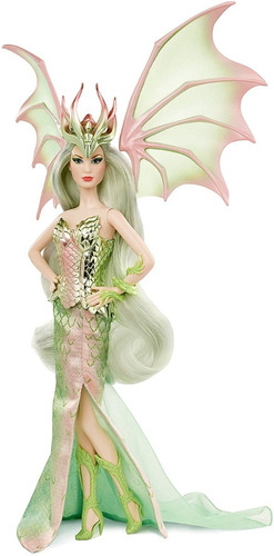 Imagem 1 de 10 de Barbie Lançamento Dragon Empress Doll 2020 Mythical Muse