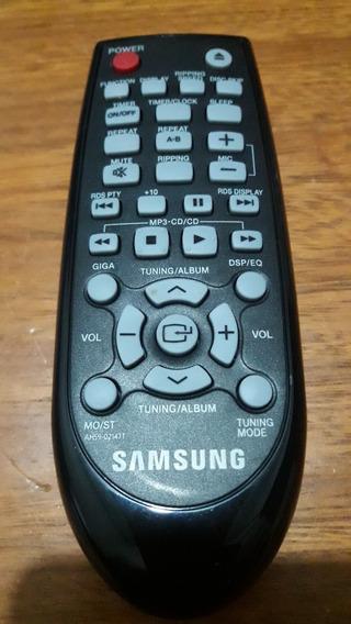 Controle Remoto System Samsung Ah59-02147t Original Novo!!!