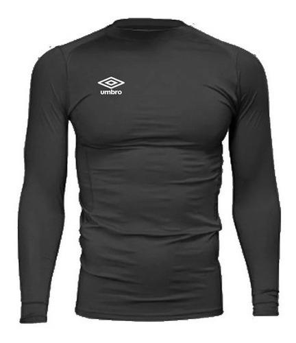 Camiseta Termica Umbro Manga Larga Deportes Hombre Mvdsport