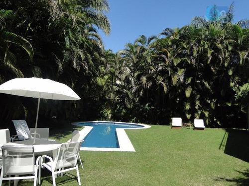 Imagem 1 de 30 de Casa À Venda Condomínio Taguaiba, Guarujá - Ca1519. - Ca1519