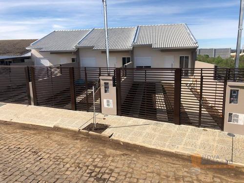 Casa Com 2 Dormitórios À Venda, 58 M² Por R$ 250.000,00 - Nossa Senhora Das Graças - Caxias Do Sul/rs - Ca0040