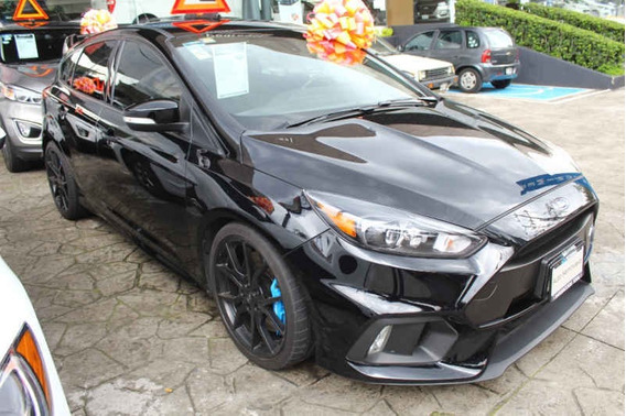 Ford Focus 5p Rs L4/2.3/t Man