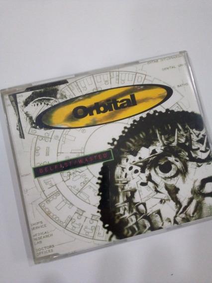 Cd Single Banda Orbital - Belfast Wasted