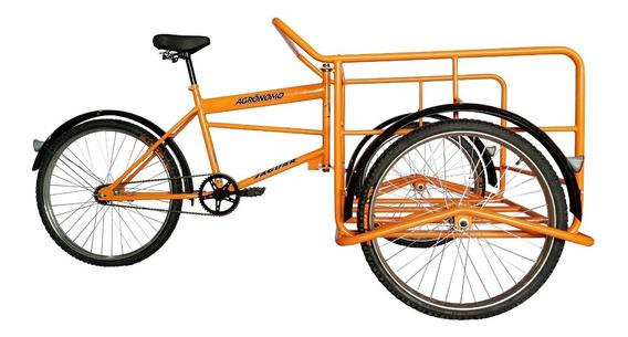 Triciclo De Carga Jaguar Rodada 26