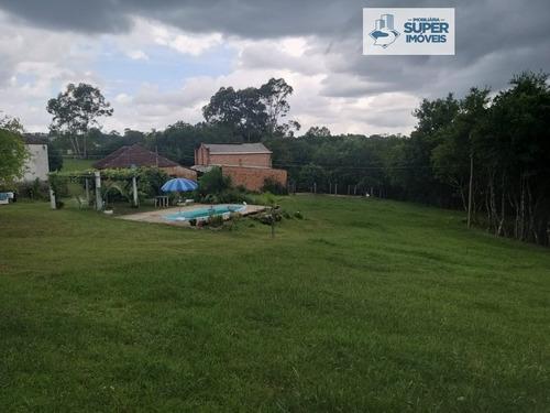 Chácara A Venda No Bairro Centro Em Canguçu - Rs.  - 1655-1